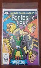 Fantastic Four Annual #16 (1981) Marvel Comics