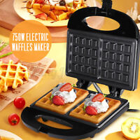 SOKANY Electric Double-side Waffles Maker Pan Sandwich Cake Machine Non-stick