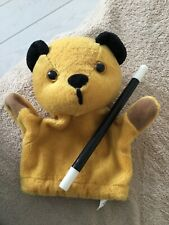 Vintage Sooty Hand Puppet With Original Wand (1997)