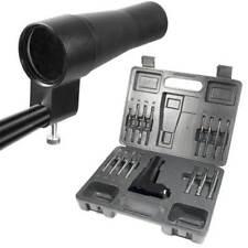 Barska Iron Bore Sighter Kit .17 to .50 Caliber w/15 Arbors & Hard Case, AW11076