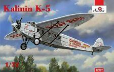 1:72 Amodel #72287  K-5 Kalinin passenger aircraft  Neu/OVP !!!