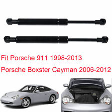 2Qty Front Hood Shock Spring Lift Support Prop Rod For Porsche 911 1989-1998
