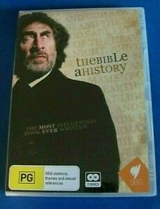 THE BIBLE A History DVD NEW SEALED