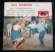 Fats Domino / Pochette polydor 27724 SANS DISQUE / NO RECORD JUST COVER