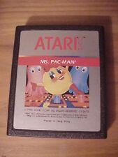 Atari 2600 - MS. PAC-MAN - Game Cartridge (NTSC)