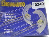 Bremsbacken Hinten Brake Shoe Rear Sigmauto FORD Escort Furgonato 1800cc
