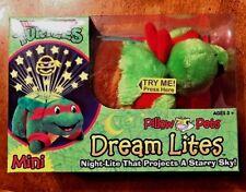 Mini Pillow Pets Dream Lites Teenage Mutant Ninja Turtles - Raphael GLOWS