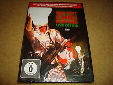 RED HOT CHILI PEPPERS - Live On Air  (DVD)  NEU!