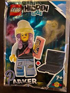LEGO HIDDEN SIDE: PARKER Mini Figure Polybag Set 791903. New Sealed