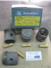 Vintage Ford Taunus 12M  Anglia  Prefect  64.5mm pistons set, rings, pin, Kolben