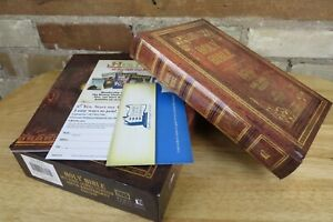 Thomas Nelson, KJV 400th Anniversary Bible, Deluxe Hardcover Edition