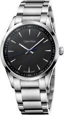 K5A31141 Calvin Klein Bold New Men's Watch Black Dial Stainless Steel Bracelet