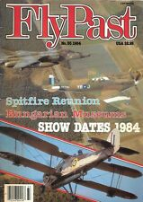 FlyPast Magazine 33 Spitfire Hungry Carvair Survivors Deenethorpe Junkers Ju 88