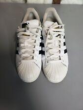 Adidas Originals Mens Superstar Fashion Sneaker Shoe White Black White