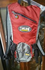 Tough Mudder Camelbak LOBO Hydration Pack Backpack 2L 68oz RED