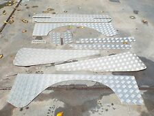 Land Rover Defender Series II Series 2 Fender Tread Plate Panels Patch Panels