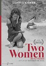 LA CIOCIARA Two Women di Vittorio De Sica con Sofia Loren DVD in ITALIANO NEW.cp