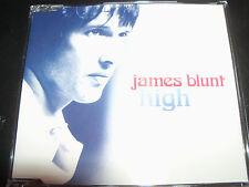 James Blunt High Rare Australia 3 Track CD Single