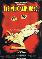 Eyes Without A Face Vintage Movie Poster -24x36