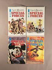 Special Forces #1-4 Kyle Baker 1st Prints Complete Series Image Comics 2007-2009