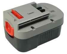 AKKU für Black&Decker 14,4V 3000mAh Ni-MH für FIRESTORM FS-1400-D-2 FS-1402D