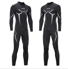 New Men 3mm Neoprene Dive Suits Scuba Snorkeling Free Dive Long Warm Wetsuits