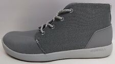 Merrell Size 9.5 Gray Chukka Boots Sneakers New Mens Shoes