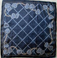 4478e780b4c -Superbe foulard GUESS soie TBEG vintage scarf 50 x 50 cm