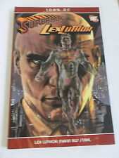 1x Comic DC - Superman - Lex Luthor: mann aus Stahl