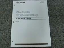 Caterpillar Cat 3126B Truck Engine Electronic Troubleshooting Service Manual