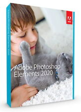 Adobe Photoshop Elements 2020 Vollversion deutsch für Win + Mac - NEU & OVP