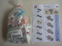 Lego TOYS R US Make & Take TOP TRUCK set WHOLESALE LOT bagged w/instructions