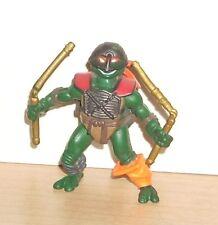 2004 Playmates TMNT Teenage Mutant Ninja Turtles Mini Fightin Gear Michelangelo