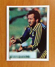 """MINT"" 1984 SCANLENS NRL RUGBY LEAGUE STICKER #96 RAY PRICE PARRAMATTA EELS"