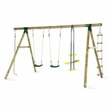 Wooden Traditional Outdoor Swings