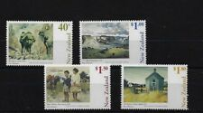 NZ SG2174/7, 1998 PAINTINGS BY PETER MCINTYRE MNH SET
