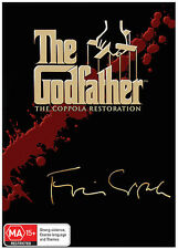 THE GODFATHER TRILOGY Coppola Restoration : NEW 5-DVD Box Set