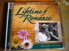 2 CDs, Falling in Love, Lifetime of Romance, Time Life Music, TV Shop