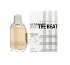 Burberry The Beat For Women Eau de Parfum Spray 1.7oz 50ml * New in Box Sealed
