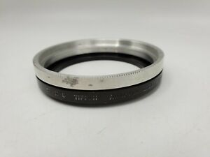 Tiffen 58mm Thread to Series 8 VIII Step-Up Filter Adapter + Retaining Ring