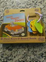100% recycled plastic toy from Green Toys - First Keys and Board Book 6m+
