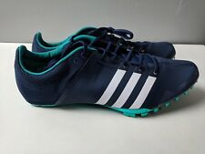 NEW Mens Adidas Adizero Prime SP AF5647 Track Field Without Spikes Blue Siz