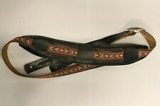 Souldier Seneca Leather Saddle Strap with Black Pad *Free Shipping in the USA*