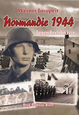 Normandie 1944 - Kriegserinnerungen Waffen-SS - LAH - Westfront !!