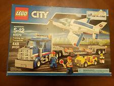 Lego City.  TRAINING JET TRANSPORTER. / 60079 / New in box never opened.
