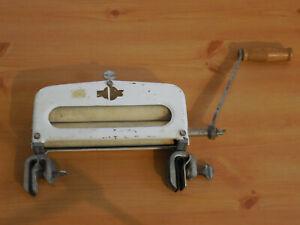 Vintage Clothes Laundry Wringer Hand Crank Washer Roller Ringer
