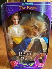Disney Beauty and the Beast Ken Doll Mattel