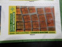 FRANCE 2021, timbre PAYSAGE, PARC A HUITRES MOSAIQUE neuf** AUTOADHESIF MNH