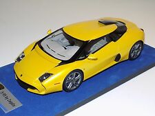 1/18 Looksmart MR Lamborghini 5-95 Zagato Metallic yellow Titanium