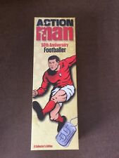 ACTION MAN Footballer 50th Anniversary NEW SEALED BOXED COLLECTOR'S EDITION.GIFT